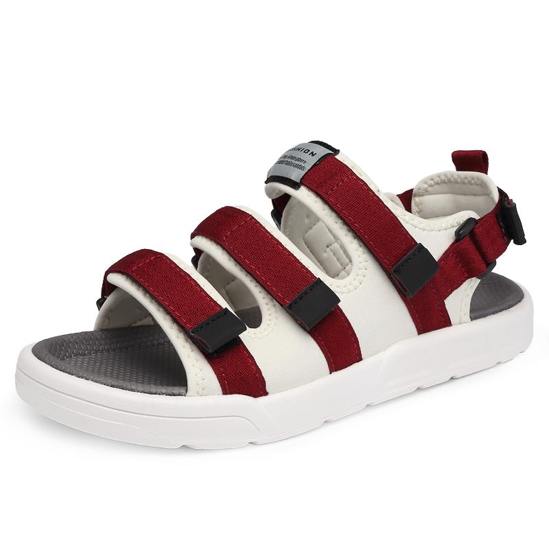 New Men Sandals Breathable Summer Beach Shoes For Men S 2018 Leisure